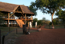 Selous Impala Lodge Exterior2